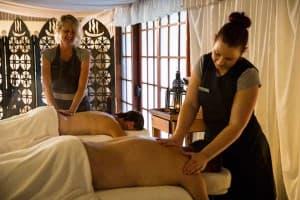 Peninsula Hot Springs - Massage